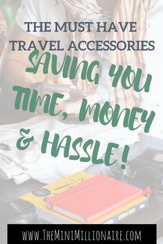 If you're planning on going away this year then an important part of meeting any travel budget is having the right tools for the job. Which is exactly why I've created this list of must have travel accessories.