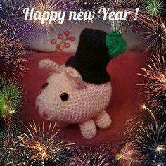 Häkeln-Crochet **Schweinchen**