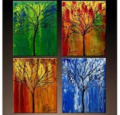 picture of four season tree | ... .com/269-440-thickbox/flower-painting-four-seasons-tree-ii.jpg