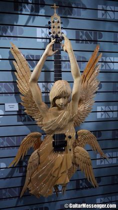Angelic Guitar.