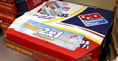 A Berkeley man who found $1,300 in a home delivery pizza box returns it and gets free Domino's pizza for a year.