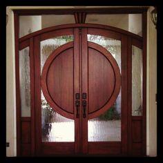 Attirant Front Door Made By US Door U0026 More #door, #design, #architecture, #frontdoor  Pinned With Pinvolve   Pinvolve.co