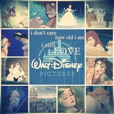 I'd like to point out that these are some of  the true classic Disney pictures