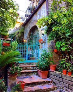 https://flic.kr/p/z5cPvr | Formello old quarter - Roma.. #upsticksandgo #formello #roma #italia #villagelife #history #michfrost #travel #travelingtheworld #exploring #instagood #nstaitalia