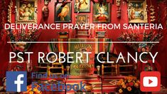 DELIVERANCE PRAYER FROM SANTERIA (WITCHCRAFT) - PST ROBERT CLANCY - YouTube Deliverance Prayers, Powerful Prayers, Power Of Prayer, Witchcraft, Blessed, Make It Yourself, Youtube, Witch Craft, Magick