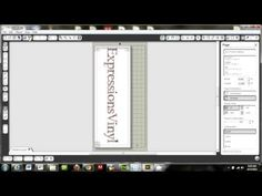 """print longer than 11"""" http://www.expressionsvinyl.com    Many printers, especially inkjet printers can print much longer than the default 8-1/2""""x11"""" setting.  This is very easy to accomplish and this video shows how through the Silhouette studio software.  However you can accomplish this through any printing software since the settings are via the printer and have noth..."""
