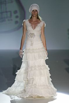 Barcelona Bridal Week 2010: Yolan Cris y Whiteday
