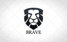Modern Lion Head Logo For Sale  #logo #logos #mascot #animal #animals #cute #dog #vector #design #website #webdesign #beats #lion #lions #wild #tiger logos for sale
