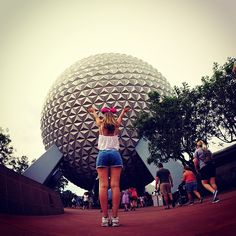 Disney World- Epcot Center