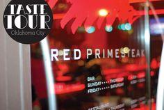 TASTE TOUR: RED PRIMESTEAK