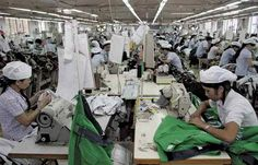 Garments Production Planning and Controlling process