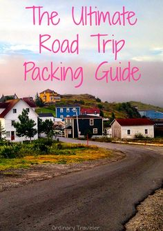 Not sure what to bring on a road trip? This road trip packing list covers essential tips and the best things to pack on your next road trip! #roadtrip #usatravel #cartravel #packingguide #roadtripgear