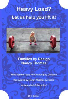 Attachment Disorder   Nancy Thomas Parenting   Attachment.org   Reactive Attachment Disorder