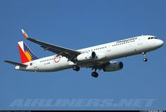 Airbus A321-231 - Philippine Airlines | Aviation Photo #4131985 | Airliners.net