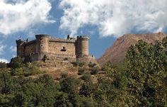 Castillo de Mombeltran.España.