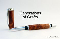 Handmade Pen  Wood Pen   Wedding Gift  by GenerationsOfCrafts, $36.00