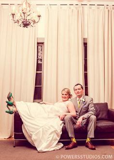 Emilee & Liam { The West End Ballroom }- Portland, Oregon Wedding Photography Blog   Powers Photography Studios