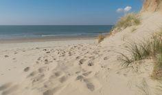 Nieuw in mijn Werk aan de Muur shop: Strand in Zeeland bij Neeltje Jans