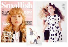 Patachou at #Smallish - Magazine - April 2016 visit us @ www.patachou.com #patachou #fashionclothes #kids #press #media #ss16