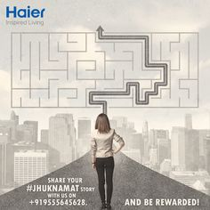 Share your video story of standing straight with your head held high in your #life with us on +919555645628!  #Participate and #win! ‪#‎JhuknaMat‬ ‪#‎Contest‬