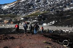 Come to #Sicily (#Italy) to experience an amazing #team #building #activity on Mt. #Etna, the highest active #volcano in Europe!