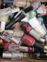 Bring your old nail polish for for @Inspire Natural Beauty to recycle and get 40% off any Priti NYC nail polish! 1041 Central Avenue St. Pete