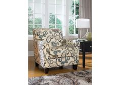 Jennifer Convertibles: Sofas, Sofa Beds, Bedrooms, Dining Rooms & More! Yvette Steel Accent Chair