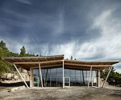 Hemsö Restaurant _ Sweco Architects