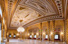 Photograph Golden Hall by Samy Osama on 500px