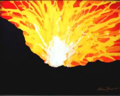 New From Volcano Arts Marbled Paper From Galen Berry
