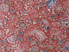 INDIAN SARASA SEMBAGI - export textiles for the Japanese market