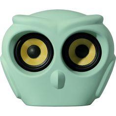 Kreafunk aOwl Speaker - Groen