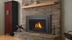 craftsman style fire insert | HRI6E Gas Insert - Gas Fireplace Inserts - Regency Fireplace Products