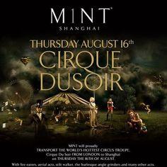 Cirque du Soir - M1NT