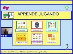 Educación Infantil: MIS JUEGOS INTERACTIVOS Online Logo, Preschool Learning Activities, Spanish Class, Math Games, Technology, Teaching, Blog, Apps, Tic Tac