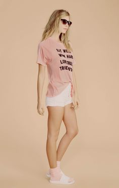 The Wildfox Mantra Perfect Tee