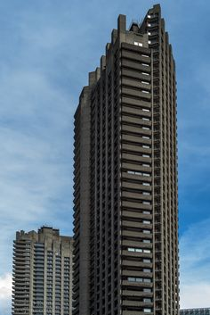 Shakespeare Tower - Barbican Estate
