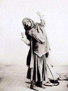 Antoin Sevruguin's Gypsy Dancer
