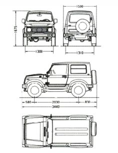 Suzuki Samurai Tube Doors by Low Range Off-Road (SEB-TD