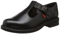 Kickers Lach T-Bar, Mary Janes Femme 2018