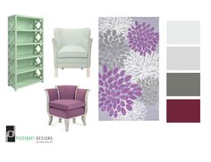 Eco-Friendly and Ecolorful: How to decorate your home with Winter Pastels... #interiordesign #color #winterpastels