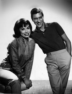 This famous TV couple made getting a little more casual, normal. Being appropriate with how a person dressed was still very important, but dressing so fancy wasn't such a big value anymore.