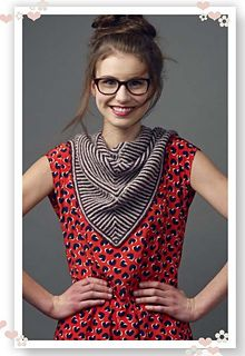 Resistance by Megi Burcl  Knitscene Accessories 2013 #knitting