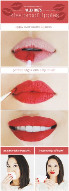 Kiss Proof Your Lips!