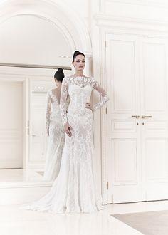 abito da sposa Diana Zuhair Murad Spring 2014