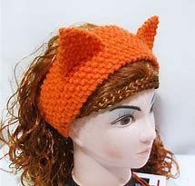 knitting pattern headband に対する画像結果