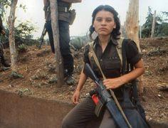 """warispos: """"Civil war in El Salvador, 1980′s """""""