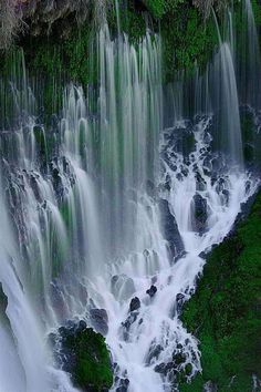 Top 30 Unique and Extraordinary Places in World | Travel Oven  Burney Falls Northern California