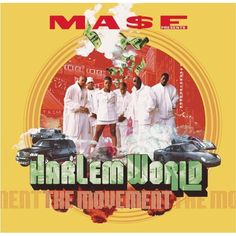 Movement [Clean] (1999)  Harlem World