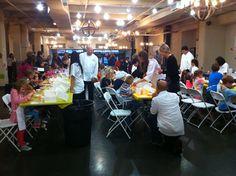 The Chelsea Market - aulas de culinária para crianças